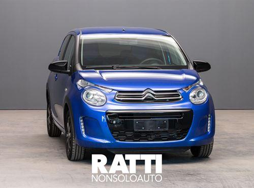 CITROEN C1 VTi 1.0 72CV 5P. Urban Ride BLU cambio Manuale Benzina Km 0 5 porte 5 posti EURO 6
