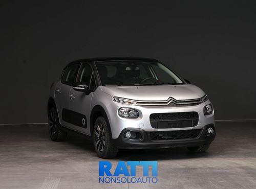 CITROEN C3 PureTech 1.2 83cv S&S Shine  Steel Grey cambio MANUALE Benzina Km 0 5 porte 5 posti