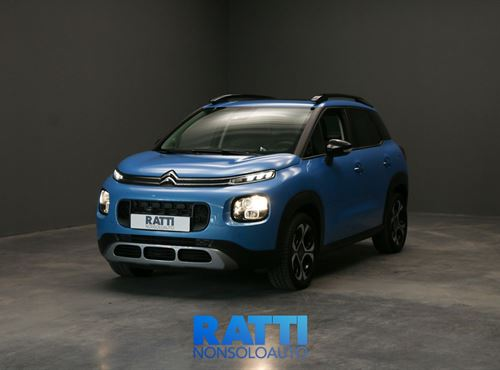 CITROEN C3 Aircross BlueHDi 1.6 120CV S&S SHINE BREATHING BLUE cambio Manuale Diesel
