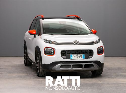 CITROEN C3 Aircross BlueHDi 1.6 100CV Feel NATURAL WHITE cambio Manuale Diesel Aziendale station wagon 5 porte 5 posti EURO 6