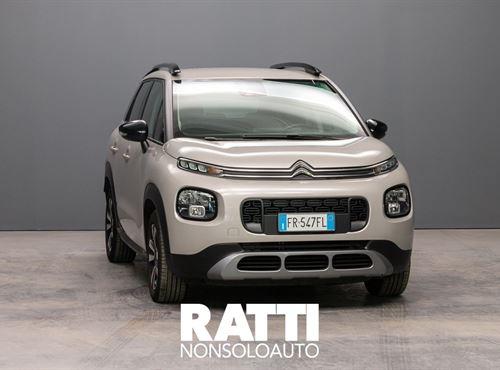 CITROEN C3 Aircross PureTech 1.2 82CV Shine SOFT SAND cambio Manuale Benzina Aziendale station wagon 5 porte 5 posti EURO 6