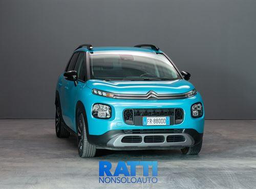 CITROEN C3 Aircross PureTech 1.2 82CV Shine BREATHING BLUE cambio Manuale Benzina Aziendale station wagon 5 porte 5 posti EURO 6