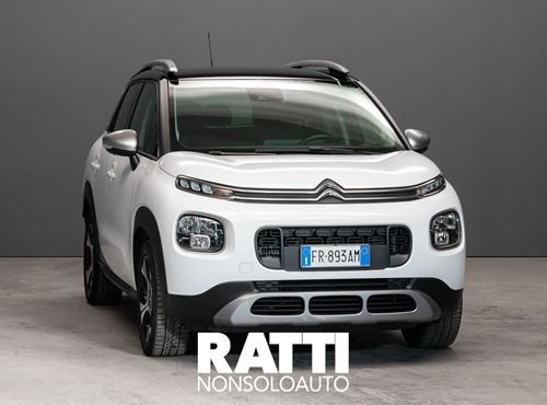 CITROEN C3 Aircross BlueHDi 1.6 100CV Shine NATURAL WHITE cambio Manuale Diesel