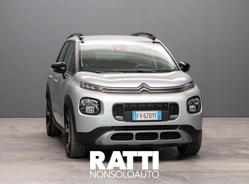CITROEN C3 Aircross BlueHDi 1.5 100CV S&S Shine COSMIC SILVER cambio Manuale Diesel Aziendale station wagon 5 porte 5 posti EURO 6