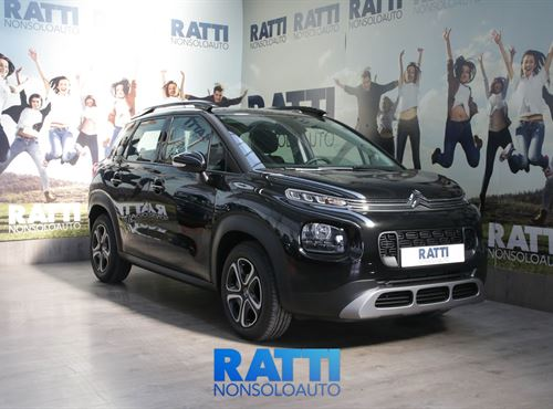 CITROEN C3 Aircross BlueHDi 1.6 100CV Feel Ink Black cambio Manuale Diesel Km 0 station wagon 5 porte 5 posti EURO 6