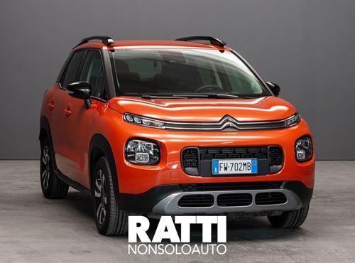 CITROEN C3 Aircross PureTech 1.2 110CV S&S EAT6 Shine SPICY ORANGE cambio Automatico Benzina