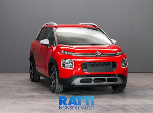 CITROEN C3 Aircross BlueHDi 1.5 100CV S&S Shine PASSION RED cambio Manuale Diesel Km 0 station wagon 5 porte 5 posti EURO 6
