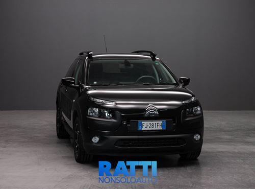 CITROEN C4 Cactus BlueHDi 1.6 100CV Shine NIGHT BLACK cambio Manuale Diesel Aziendale station wagon 5 porte 5 posti EURO 6