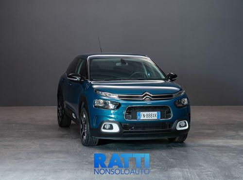 CITROEN C4 Cactus BlueHDi 1.6 100CV Shine EMERALD BLUE cambio Manuale Diesel Aziendale berlina due volumi 5 porte 5 posti EURO 6