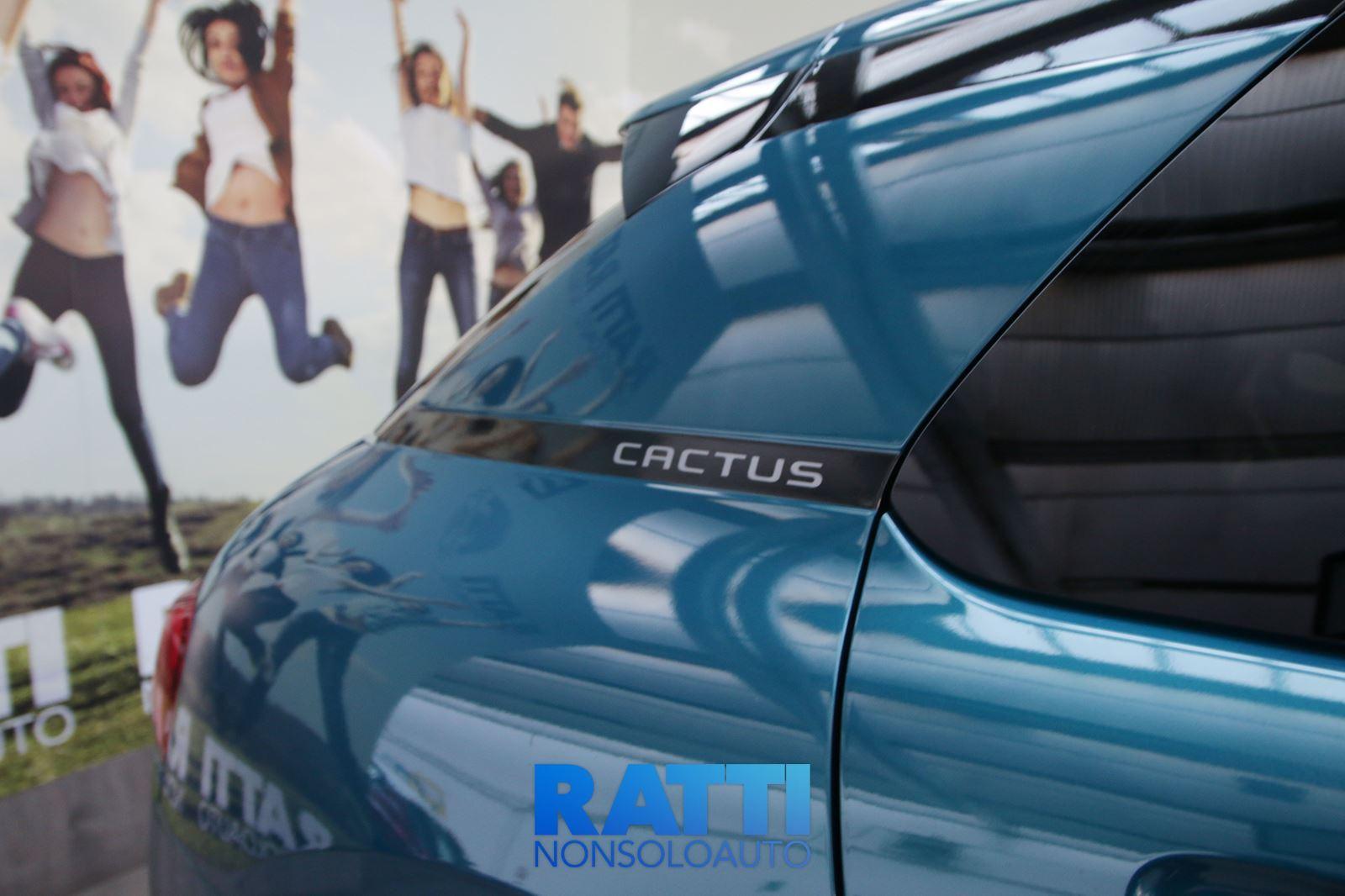 CITROEN C4 Cactus PureTech 1.2 130CV S&S Shine
