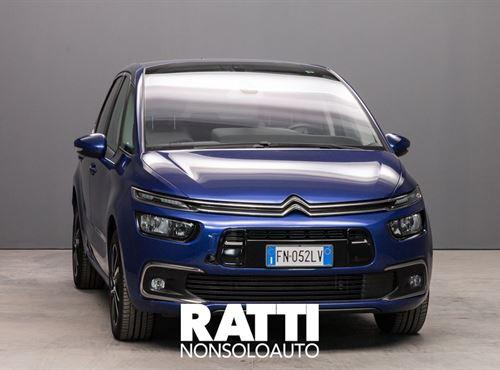 CITROEN C4 Picasso BlueHDi 1.6 120CV S&S Shine BLU LAZULI cambio Manuale Diesel