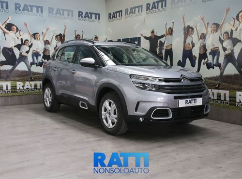 CITROEN C5 Aircross BlueHDi 1.5 130CV S&S EAT8 Business Steel Grey  cambio Automatico Diesel Km 0 station wagon 5 porte 5 posti EURO 6
