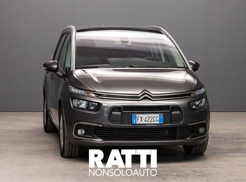 CITROEN Grand C4 SpaceTourer BlueHDi 1.5 130CV S&S Feel GRIGIO PLATINUM cambio Manuale Diesel