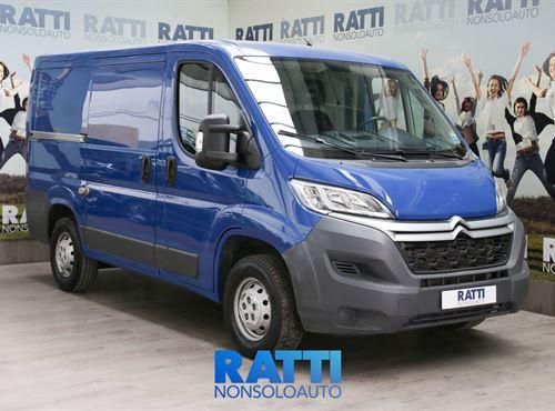 CITROEN Jumper 30 2.0 130CV L1H1 EURO 6 Blu Line  cambio Manuale Diesel Aziendale furgone 5 porte 3 posti EURO 6