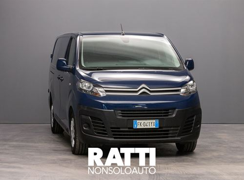 Citroen Jumpy Club XL BlueHDi 2.0 120CV Blu Imperil  Diesel Aziendale 5 porte 5 posti
