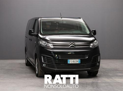 CITROEN Jumpy Atlante XL BlueHDi 2.0 180CV EAT8 S&S  NERO ONYX cambio Automatico Diesel Aziendale multispazio 5 porte 8 posti EURO 6