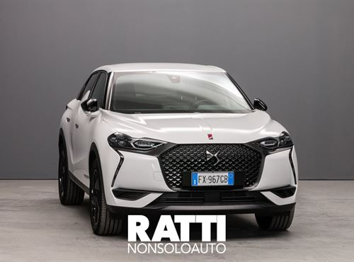 DS3 CROSSBACK PureTech 1.2 155CV AT8 PerformanceLine  BIANCO ASSOLUTO cambio Automatico Benzina
