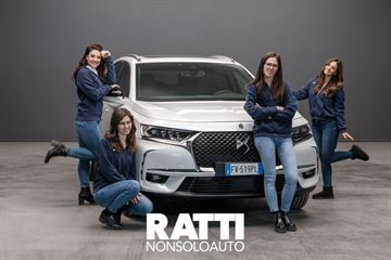 DS7 CROSSBACK 2.0 180CV EAT8 Grand Chic