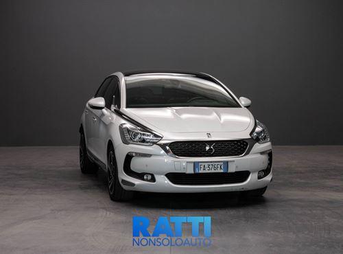 DS DS 5 BlueHDi 2.0 180CV S&S EAT6 SO CHIC Bianco Perla  cambio Automatico Diesel Aziendale berlina due volumi 5 porte 5 posti EURO 6
