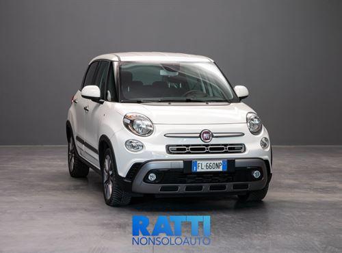 FIAT 500L Multijet 1.3 95CV Cross Bianco  cambio Manuale Diesel Aziendale multispazio 5 porte 5 posti EURO 6