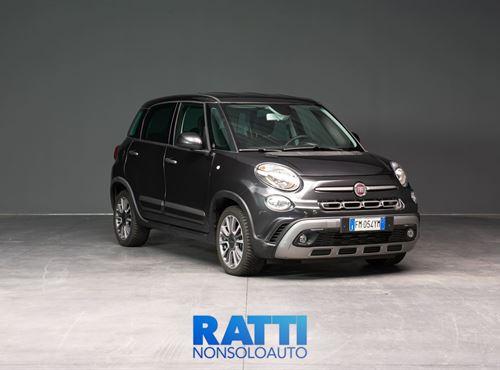 FIAT 500L  Multijet 1.3 95CV Dualogic Cross GRIGIO MODA cambio Automatico Diesel