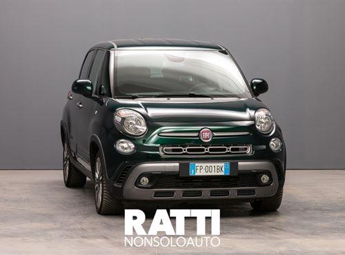 FIAT 500L Multijet 1.3  95CV Dualogic Cross VERDE TOSCANA cambio Automatico Diesel Aziendale multispazio 5 porte 5 posti EURO 6