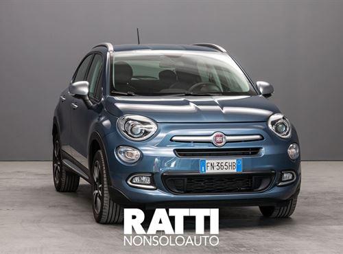 FIAT 500X 1.6 E-Torq 110CV Pop Azzurro cambio Manuale Benzina