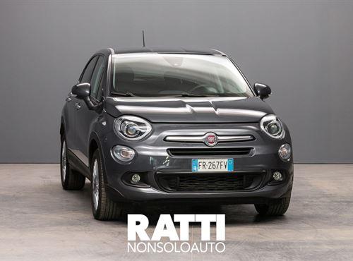 FIAT 500X MultiJet 1.6 120CV URBAN LOOK GRIGIO MODA cambio Manuale Diesel Aziendale station wagon 5 porte 5 posti EURO 6
