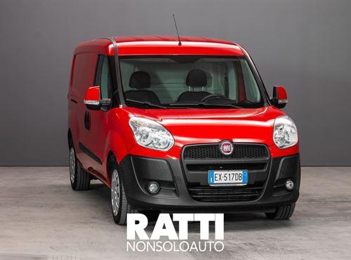 FIAT Doblò 1.3 MJT PL-TN Cargo Maxi Lamierato E5 ROSSO PASTELLO cambio Manuale Diesel