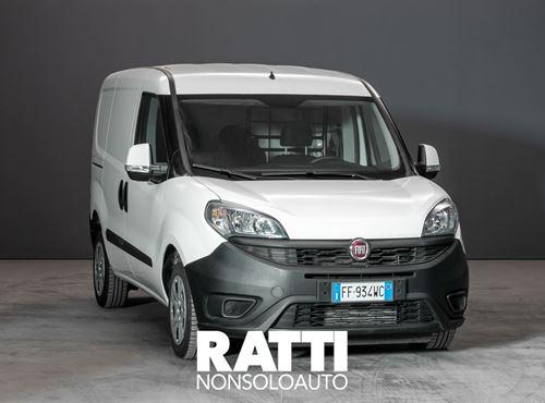 FIAT Doblò cargo 1.3 mjt SX 90CV E5+ F.L. Bianco Pastello cambio Manuale Diesel