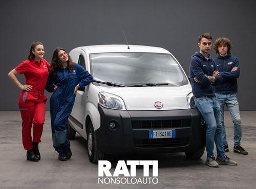FIAT Fiorino 1.3 MJT 75CV Furgone Adventure E5+ Bianco cambio Manuale Diesel