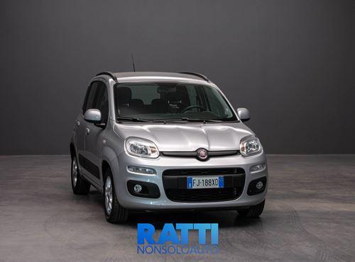 FIAT Panda 1.2 69CV S&S Lounge Grigio cambio Manuale Benzina Aziendale berlina due volumi 5 porte 4 posti EURO 6
