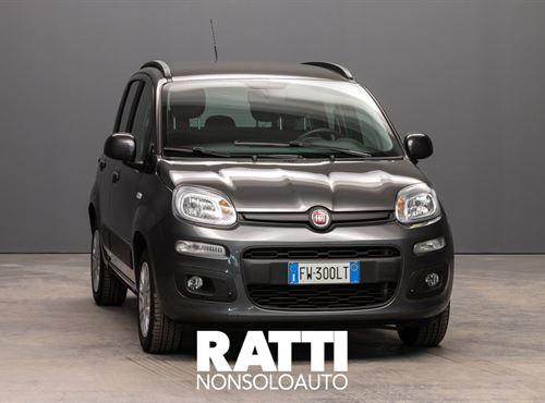 FIAT Panda 1.2 69CV S&S Lounge GRIGIO COLOSSEO cambio Manuale Benzina