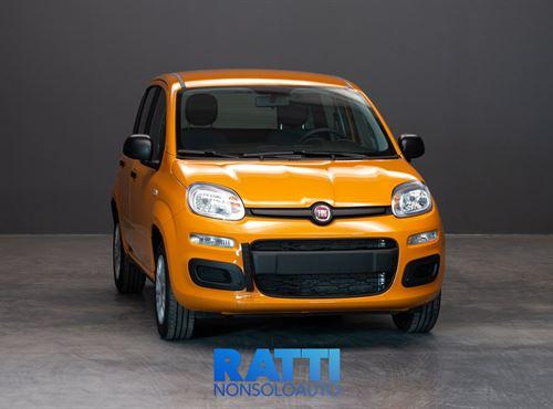 FIAT Panda 1.2 69CV Easy ARANCIO SICILIA PASTELLO cambio Manuale Benzina Km 0 berlina due volumi 5 porte 4 posti EURO 6