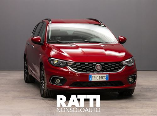 FIAT Tipo SW MJT 1.6 120CV Lounge ROSSO AMORE cambio Manuale Diesel