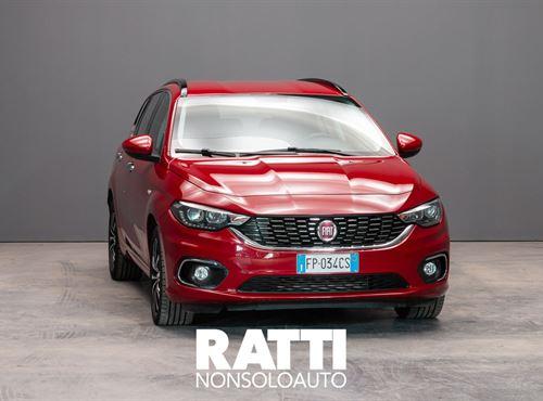 FIAT Tipo SW Mjt 1.6 120CV S&S Lounge ROSSO AMORE cambio Manuale Diesel Aziendale station wagon 5 porte 5 posti EURO 6