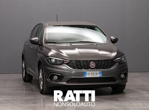 FIAT Tipo 1.6 120CV Mjt S&S DCT 5 porte Lounge Grigio cambio Automatico Diesel Usato ritirato berlina due volumi 5 porte 5 posti EURO 6
