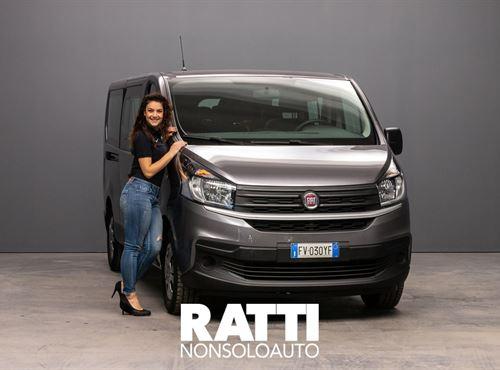 FIAT Talento 12q L1H1 PL MJT 1.6 120CV Combi GRIGIO SCURO cambio Manuale Diesel