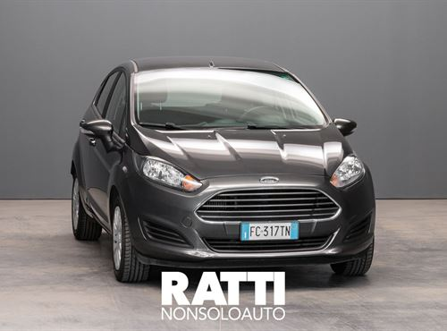 FORD Fiesta 1.5 75CV TdCi Business  Magnetic Grey  cambio Manuale Diesel Aziendale berlina due volumi 5 porte 5 posti EURO 6
