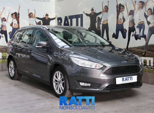 FORD Focus  1.5 TDCI 120 CV S&S E6 MAN. 6M Business Wagon MY 2017.5 Magnetic Grey  cambio Manuale Diesel Aziendale station wagon 5 porte 5 posti EURO 6