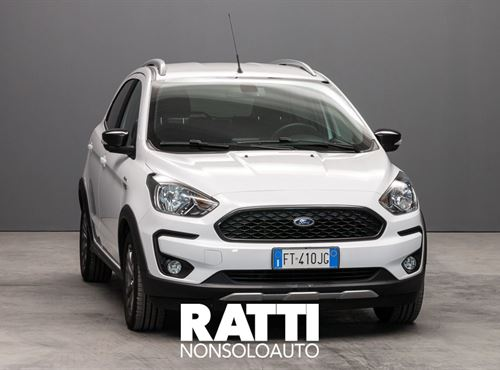 FORD KA+ 1.5 TDCi 95 CV Start&Stop Active  Bianco  cambio Manuale Diesel