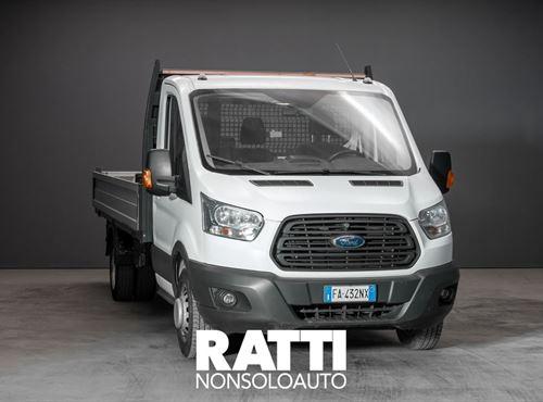 FORD Transit 350 2.2TDCi 125CV PL-SL 4WD Cabinato Entry  L3 r.gem. Bianco cambio Manuale Diesel
