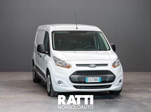 Ford Transit Connect 210 1.6 tdci 95CV Trend L2H1 Bianco cambio Manuale Diesel Aziendale multispazio 5 porte 3 posti EURO 5