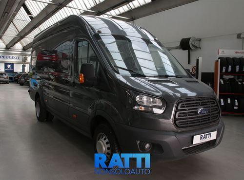 Ford Transit 350 2.0 130cv Jumbo Entry L4H3 E6 Grigio Magnetic cambio Manuale Diesel Aziendale 5 porte 2 posti EURO 6