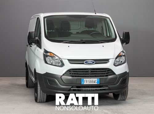 FORD Transit Custom 250 2.0 TDCi PC Furgone Entry Bianco Frozen  cambio Manuale Diesel