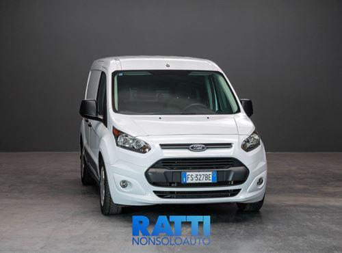 Ford Transit Connect 200 1.5 tdci 100CV Trend L1H1 E6 BIANCO FROZEN PASTELLO cambio Manuale Diesel Aziendale multispazio 5 porte 2 posti EURO 6