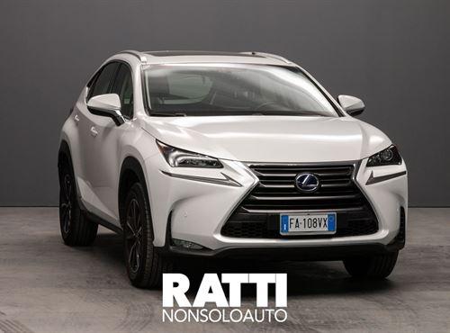 LEXUS NX Hybrid 4WD Executive  BIANCA cambio Automatico Benzina