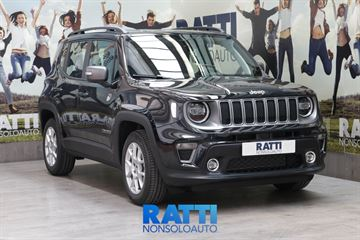 JEEP RENEGADE LIMITED 1.0 120CV T3
