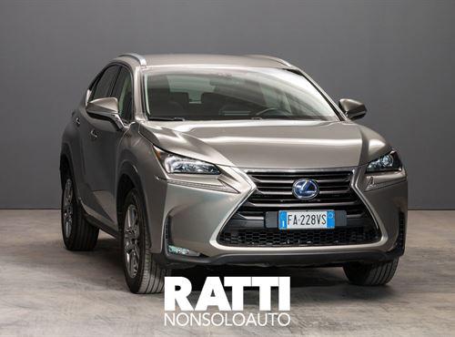 LEXUS NX Hybrid 2.5  155CV 4WD Executive Grigio cambio Automatico Benzina + elettrica