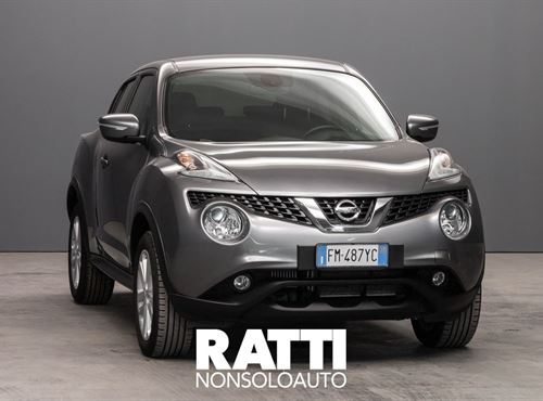 NISSAN Juke dCi 1.5 110CV N-Connecta DARK METAL GREY cambio Manuale Diesel